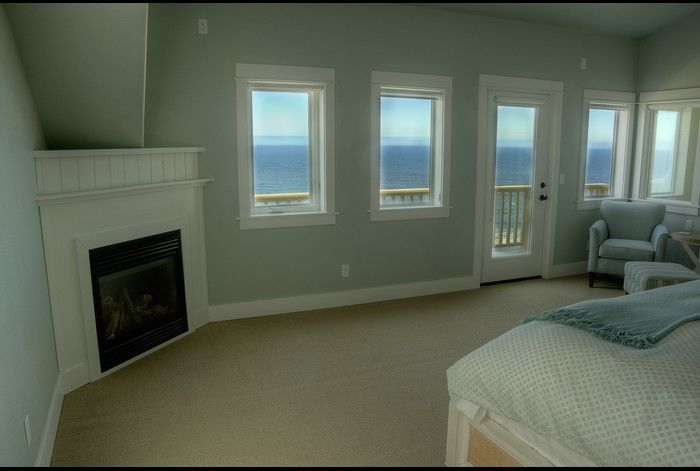 3rd Floor Master Suite with fabulous ocean view and deck