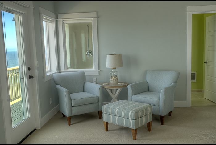 Master Suite sitting area